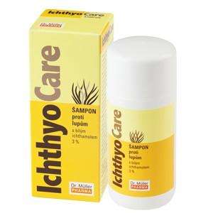 Dr. Muller IchthyoCare šampon proti lupům 100ml