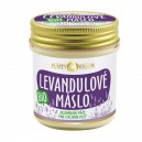 BIO Levandulové máslo 120ml